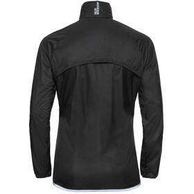 Odlo Zeroweight Dual Dry Water Resist Jacket Women, czarny